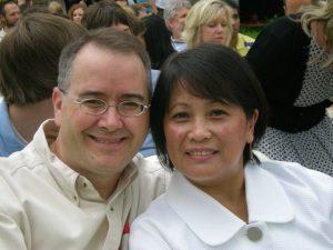 Carmen and Dan Hale