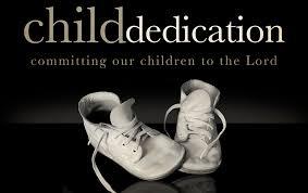 Child Dedication Service-2